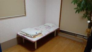 鹿児島 デイサービス スター倶楽部よしの お泊りデイサービス 個室2