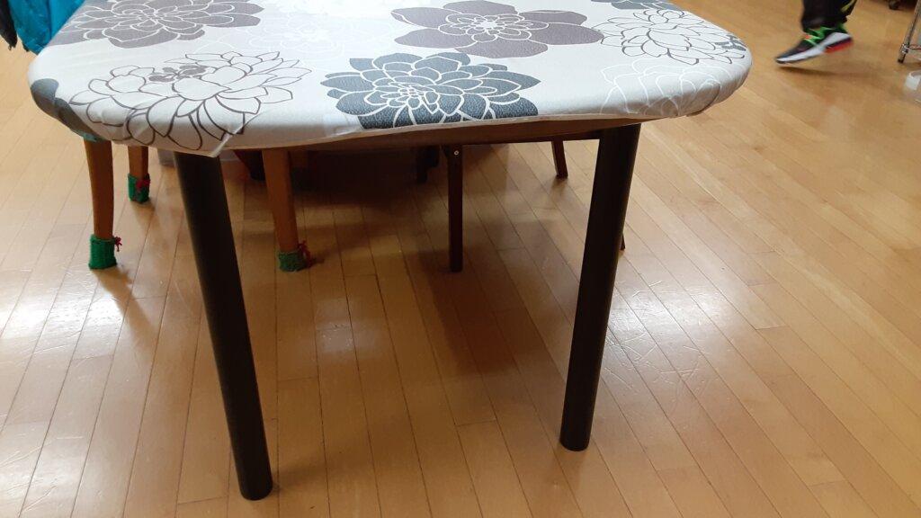 鹿児島 デイサービス スター倶楽部よしの リサイクルテーブル