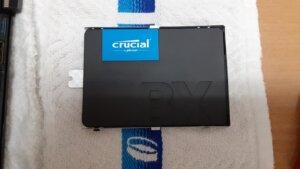 鹿児島 デイサービス スター倶楽部 ノートパソコン用SSD