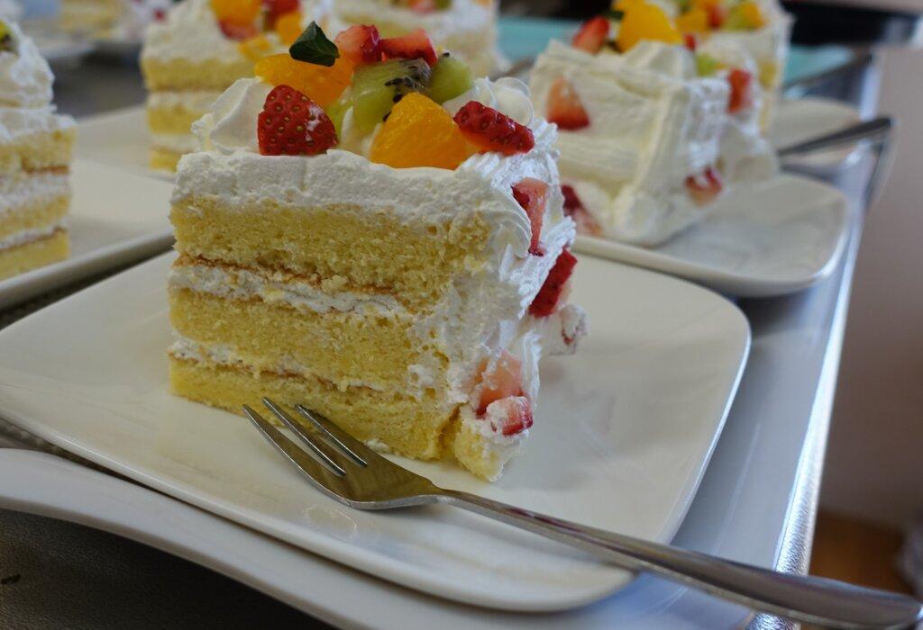 鹿児島 デイサービス スター倶楽部よしの 手作りケーキ