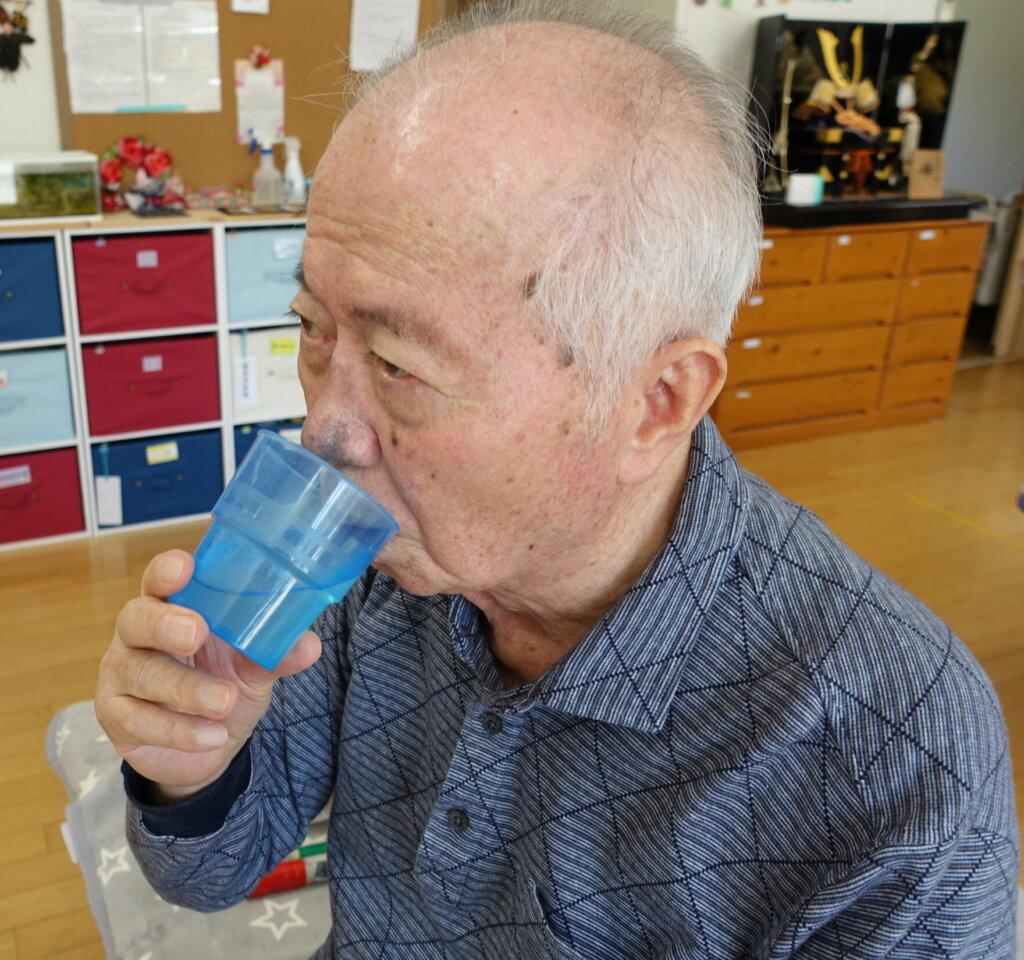 鹿児島 デイサービス スター倶楽部よしの 水分補給 重要性