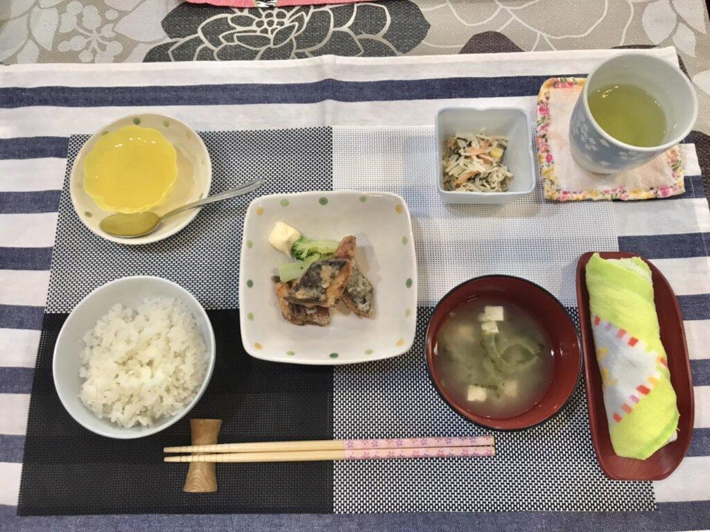 鹿児島 デイサービス スター倶楽部 手作り 昼食