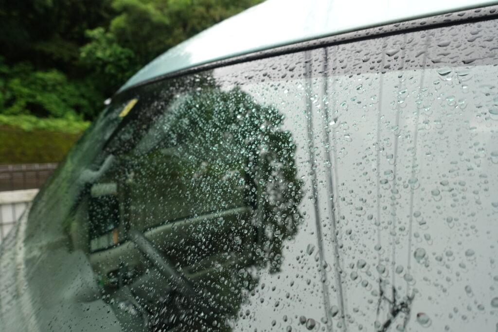 鹿児島 デイサービス スター倶楽部よしの 送迎車両 撥水