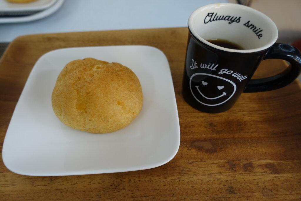 鹿児島 デイサービス スター倶楽部よしの おやつ コーヒー