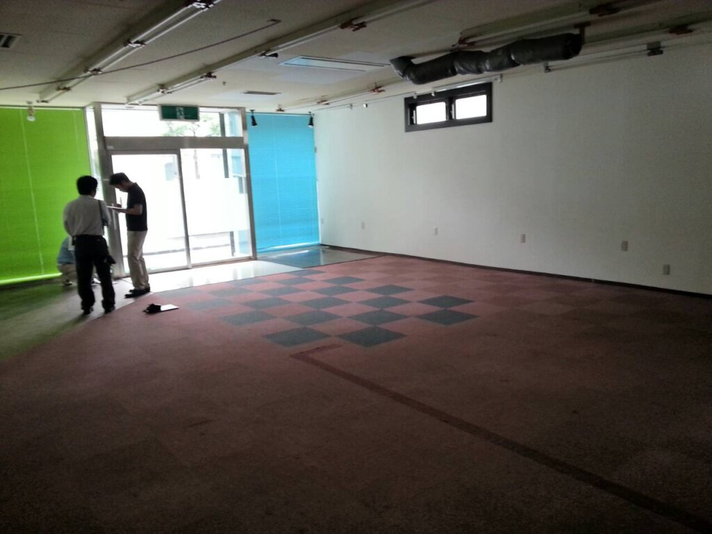 鹿児島 デイサービス 地域密着型通所介護事業 スター倶楽部かんまち 室内1