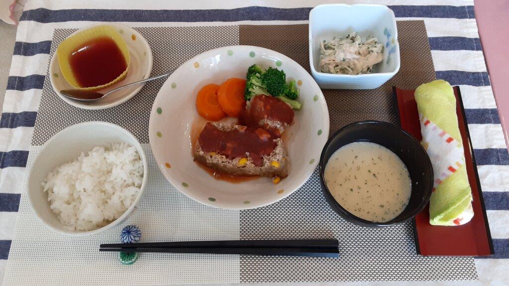鹿児島スター俱楽部よしの 昼食 手作り