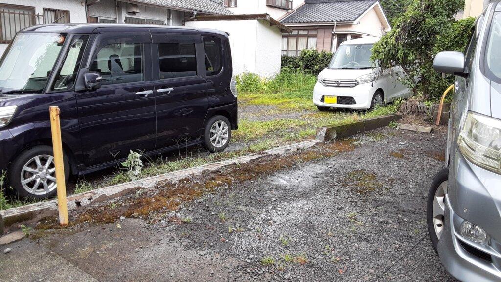 鹿児島 デイサービス 地域密着型通所介護事業 スター倶楽部 駐車場の金網