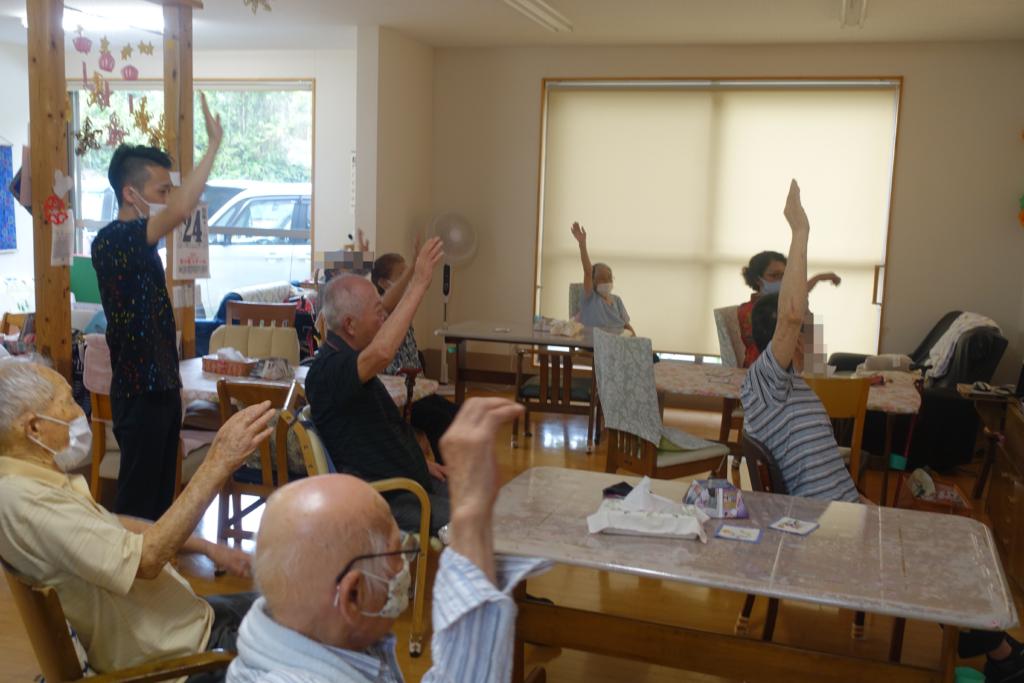 鹿児島スター俱楽部よしの 朝 体操