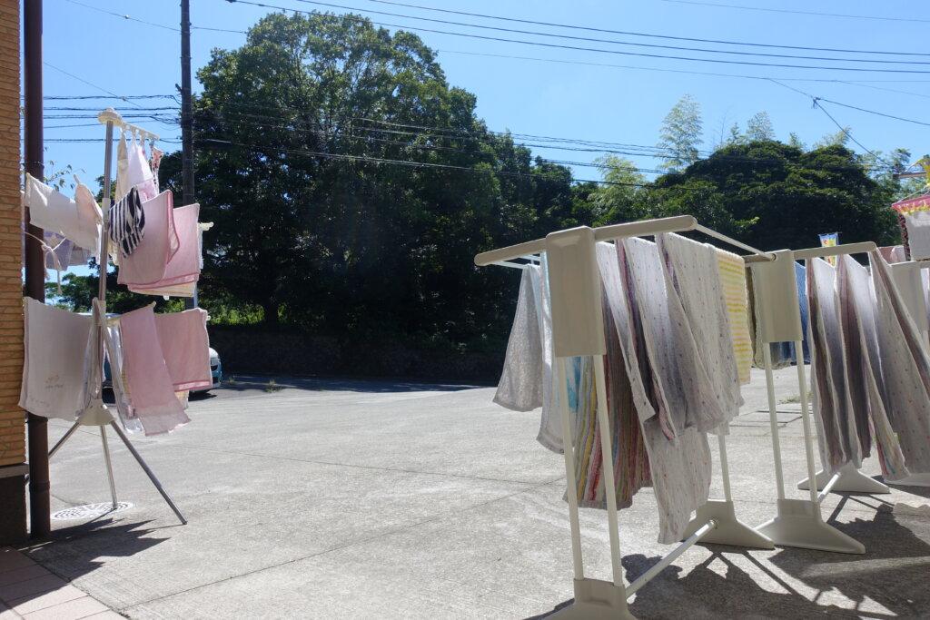 鹿児島スター俱楽部よしの お洗濯 天気
