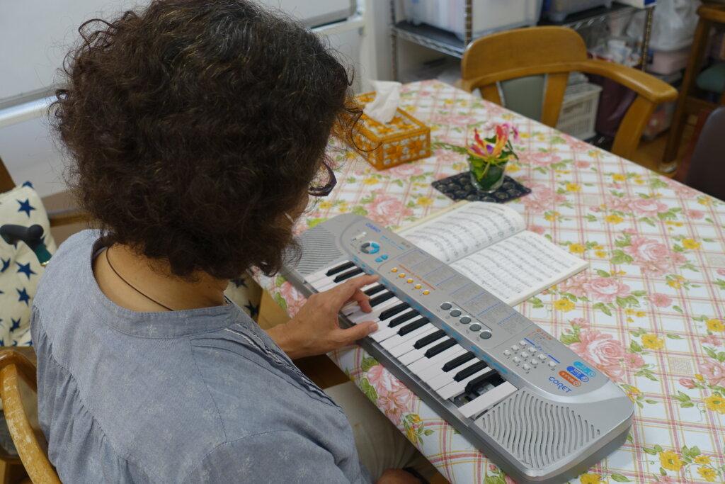 鹿児島スター俱楽部よしの ピアノ 活動