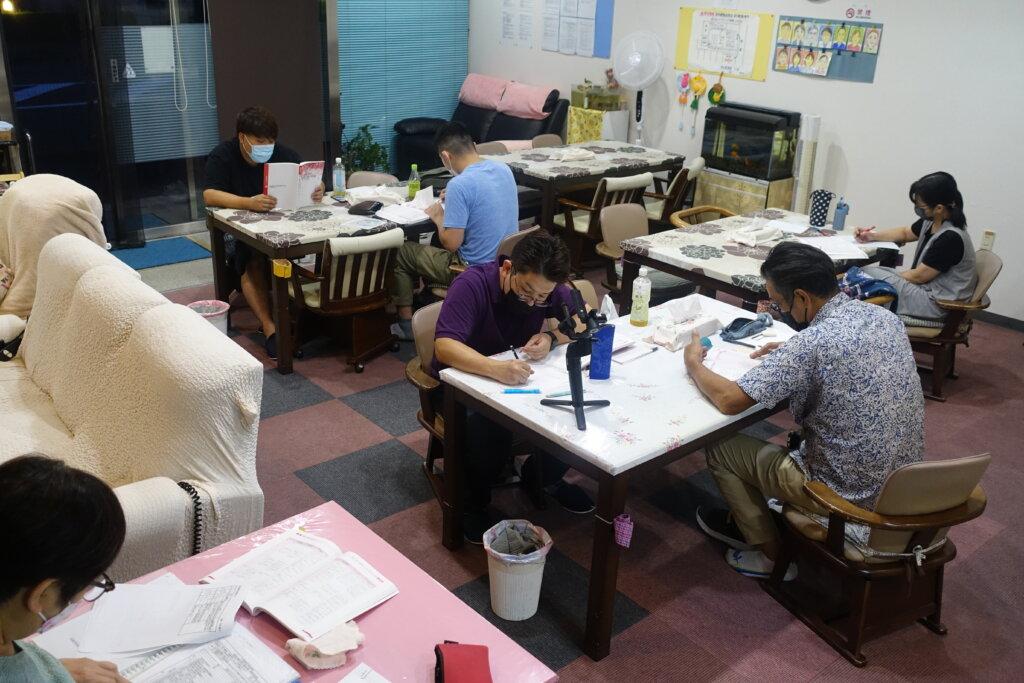 介護福祉士を目指すなら 実務者研修サポートセンター鹿児島校  座学1
