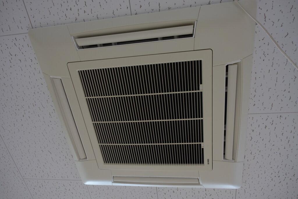 鹿児島スター俱楽部よしの DIY エアコン