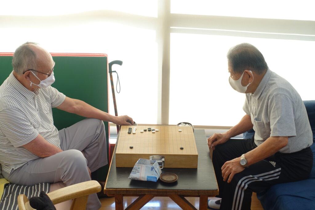 鹿児島スター俱楽部よしの 囲碁 活動