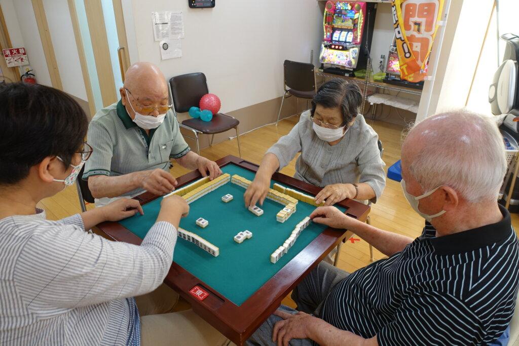 鹿児島スター俱楽部よしの 麻雀 大会