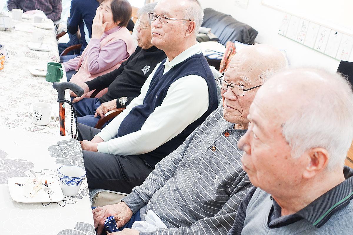 鹿児島 デイサービス 1日の流れ お誕生日会 趣味や娯楽レクリエーションの紹介 株式会社デイサポートステーション