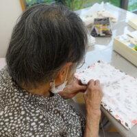 鹿児島スター俱楽部よしの 裁縫活動 活動