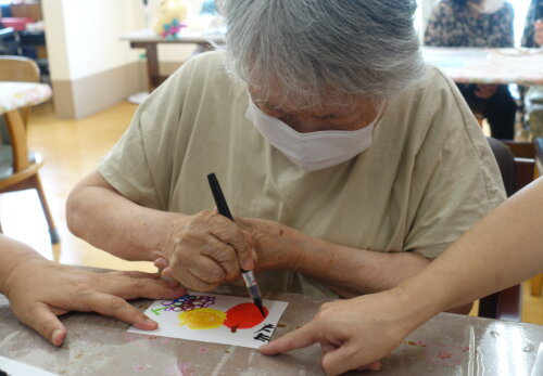 鹿児島スター俱楽部よしの 筆ペン 活動